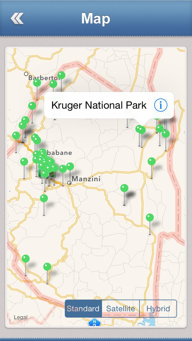 Swaziland Travel Guide screenshot 4