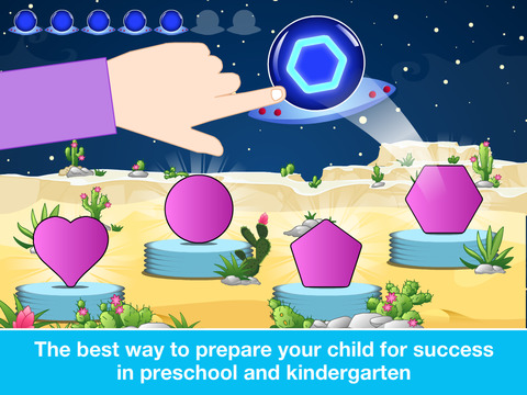 Preschool & kindergarten all in one learning games screenshot 9