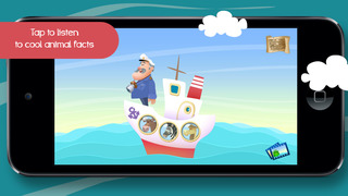 Sailing Home – Learn Animal Habitats. Educational game for preschool kids screenshot 2