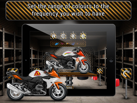 Motorcycle Factory screenshot 9