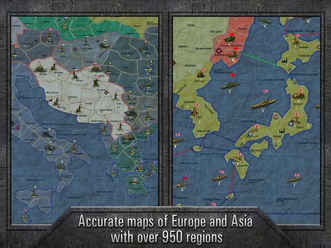 Strategy & Tactics Sandbox WW2 screenshot 7