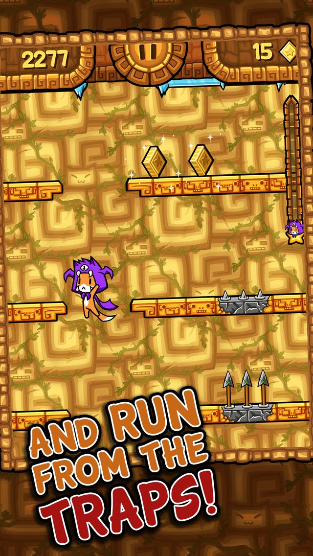 Tappy Run 2 - Free Adventure Running Game for Kids screenshot #4