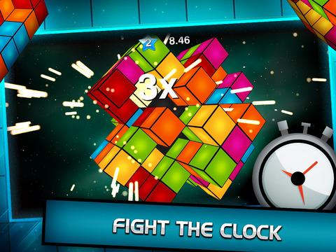 Polyform (3D cube puzzle) screenshot 9