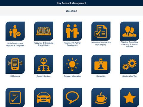 Key Account Management screenshot #2