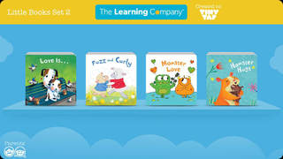 The Learning Company Little Books Set 2: Love Stories for Little Ones screenshot 1