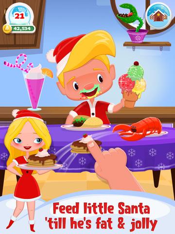 My Newborn Santa - Grow A Christmas Baby screenshot 7