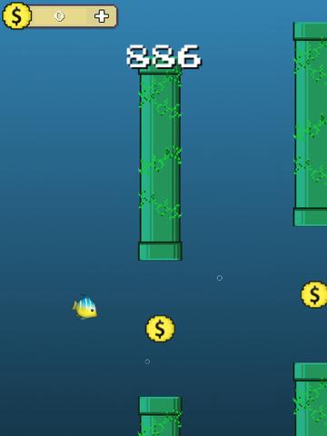 Dive Fish Hero : Go Deep screenshot 5