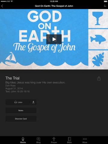 Creekside Church App screenshot 6