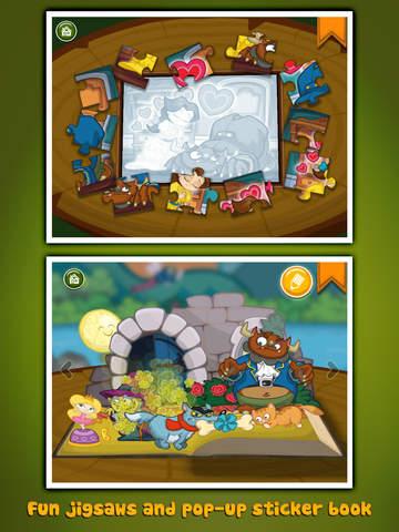 StoryToys Beauty and the Beast screenshot 9
