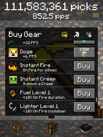 PickCrafter - Idle Craft RPG screenshot 9