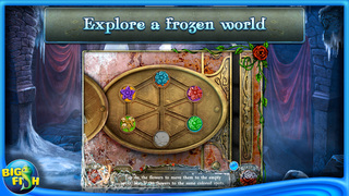 Living Legends: Ice Rose - A Hidden Object Fairy Tale (Full) screenshot 3