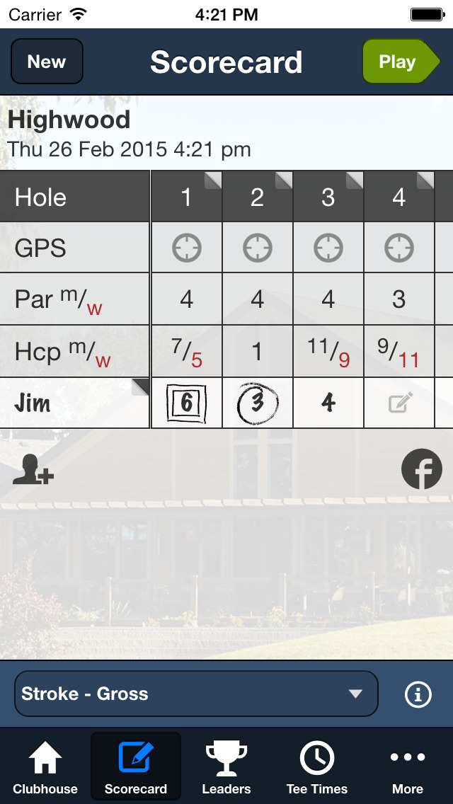 Highwood Golf & CC screenshot 3