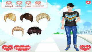 Teen Couple Style screenshot 4