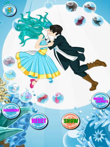 明星的海中婚礼 screenshot 10