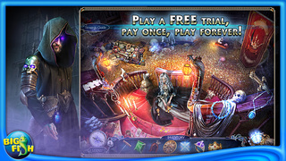 Riddles of Fate: Into Oblivion - A Hidden Object Puzzle Adventure screenshot 1
