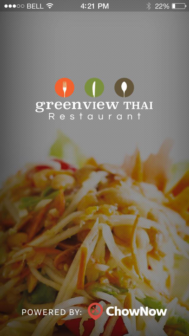 Greenview Thai screenshot 1