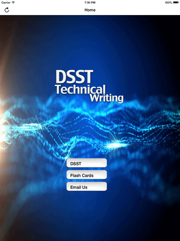 DSST Technical Writing Buddy screenshot 6