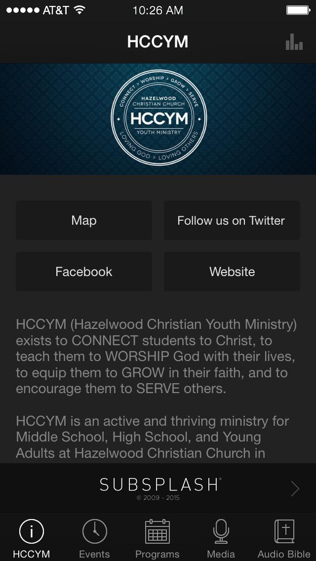 HCCYM screenshot 1