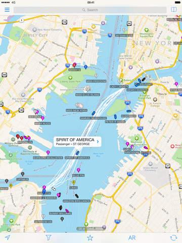 Ship Finder screenshot 8