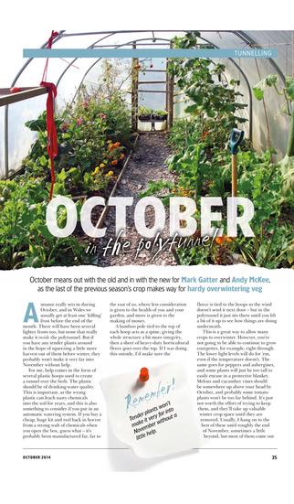 Home Farmer – The Magazine for Home Growers screenshot 3