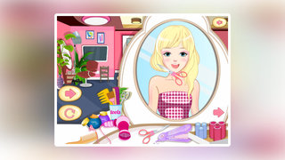 Cute Princess Hairdresser screenshot 4