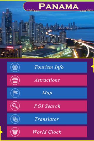 Panama Tourism Guide - náhled