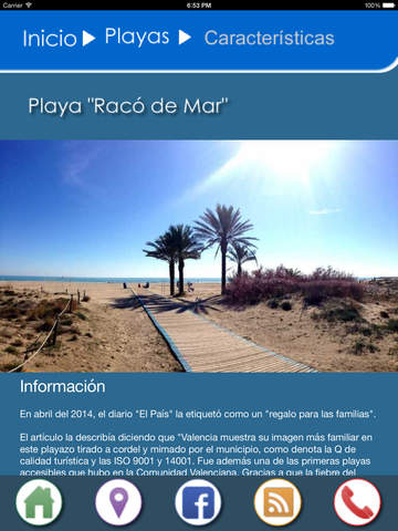 Canet365 - Guía turística Canet d'en Berenguer screenshot 10