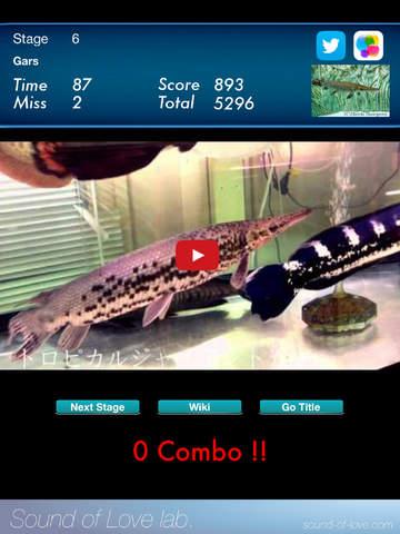 Tropical Fish Touch screenshot 8