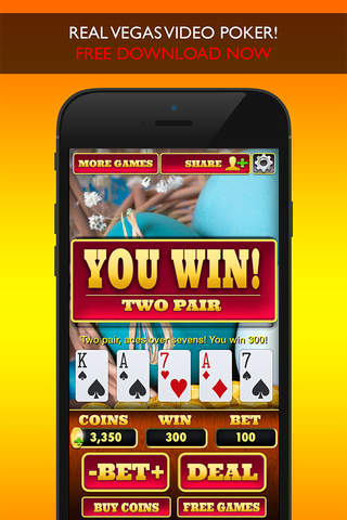 FREE VIDEO POKER PRO: Easter Holiday Edition - náhled