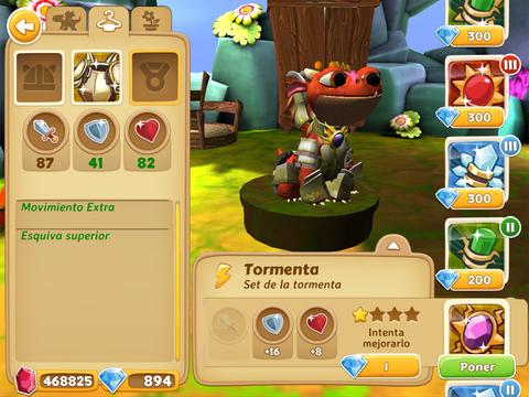 My Dragoni screenshot #4