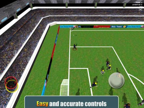 Euro League Football Deluxe screenshot 6