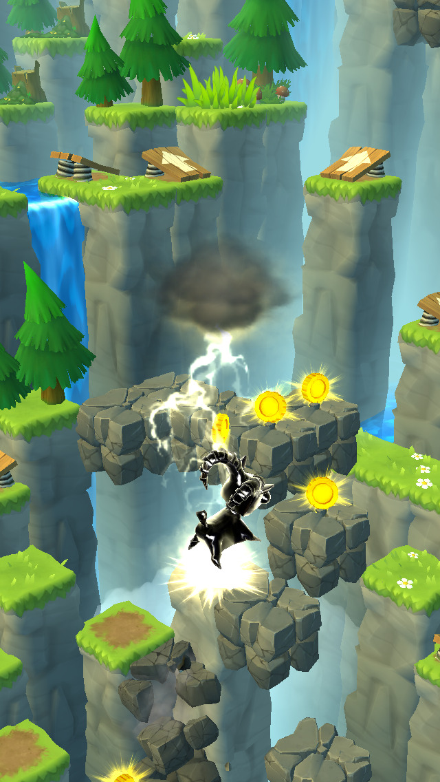 Mountain Goat Mountain screenshot 2
