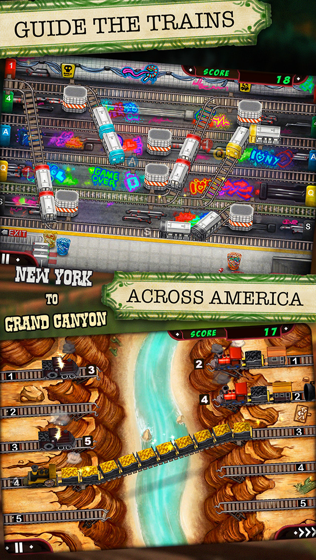 Train Conductor 2: USA screenshot 2
