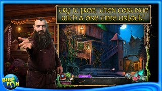 Myths of the World: Of Fiends and Fairies - A Magical Hidden Object Adventure screenshot 1