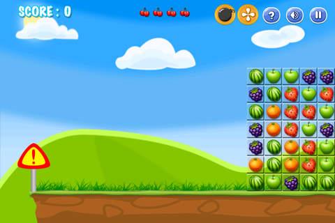Fruit Link Crush : Enjoy juice splash mania Free A - náhled