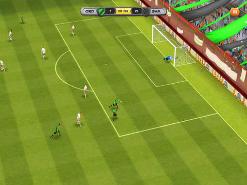 Disney Bola Soccer screenshot #1