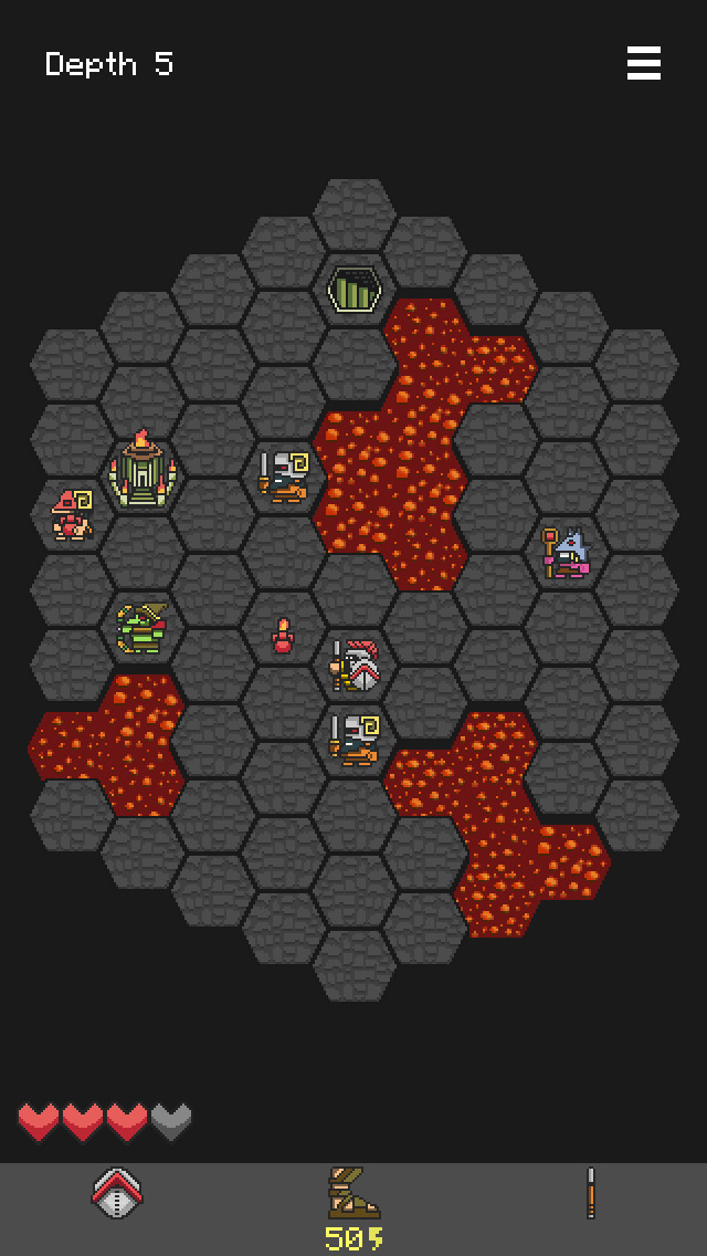 Hoplite screenshot 1