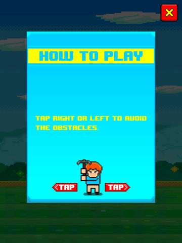 Flappy Timber Chop screenshot 4