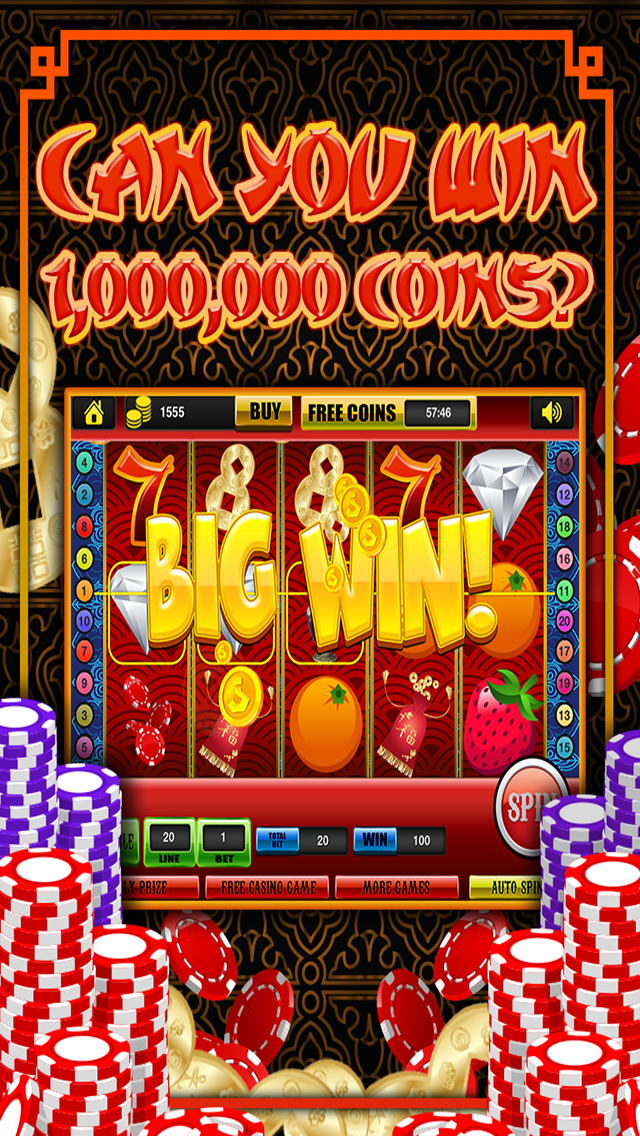 Ace Classic Slots China Dragon Dynasty - Gold Fortune Slot Machine Casino Games Free screenshot 5