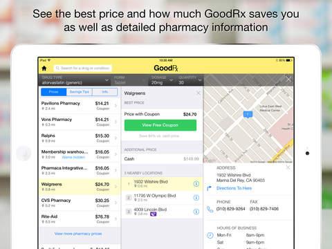 GoodRx: Prescription Coupons screenshot 7