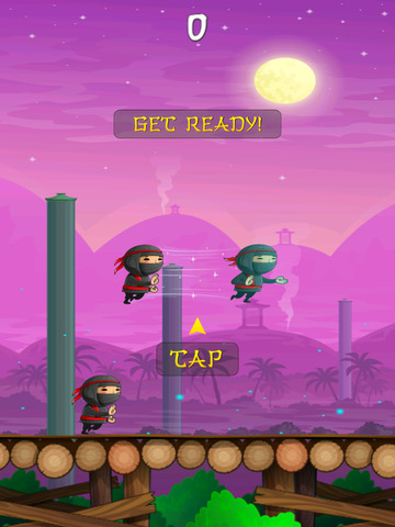 Super Ninja Boxer screenshot 5