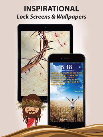 Pocket God - Memorize Bible Verses from Custom Wallpapers! screenshot 7