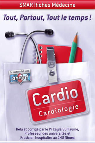 SMARTfiches Cardiologie Free - náhled