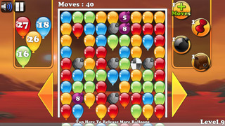 Balloon Twist - Collapse Match-3 Blast screenshot 3