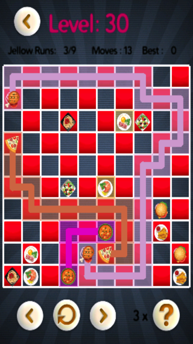 A Fast Food Board Game Frenzy FREE screenshot 2
