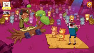 Rockstars of Ooo - Adventure Time Rhythm Game screenshot 1