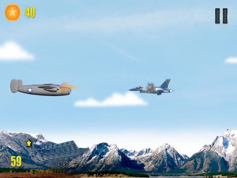 Air Combat Rivals In War - Jet Fighter War Game screenshot 9