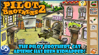 Pilot Brothers 2 screenshot 1