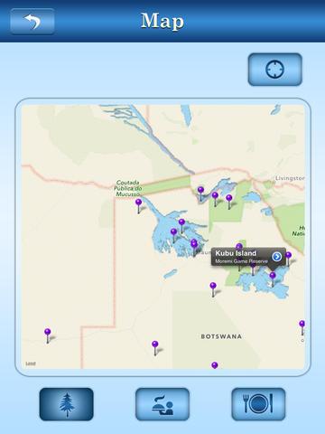 Moremi Game Reserve Travel Guide screenshot 9