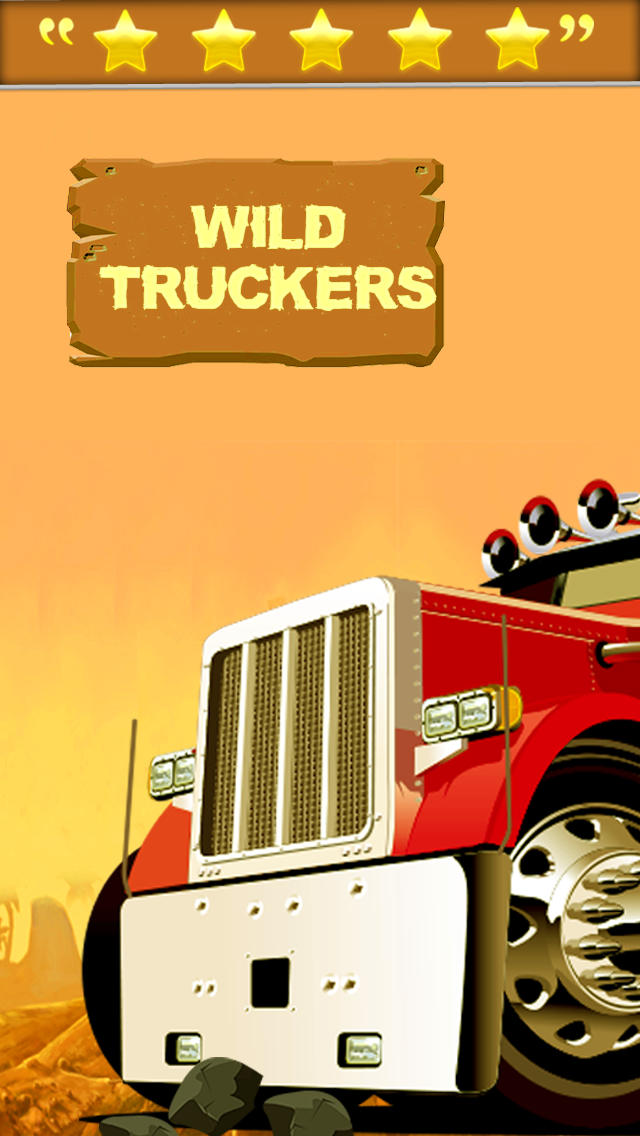 Wild Truckers screenshot 1